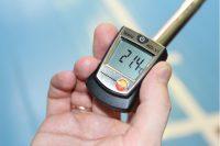 TESTO 405 Анемометр - Термоанемометр
