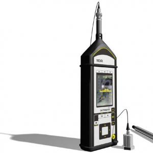 ЭКОФИЗИКА-110А - шумомер-виброметр, анализатор спектра