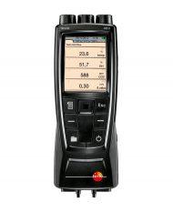 testo 480 — Профессиональный измерительный прибор для систем ВКВ