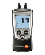 Testo 510 — Карманный дифференциальный манометр (комплект)