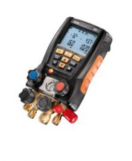 Комплект testo 557 — Анализатор работы холодильных систем с интегрированным измерением вакуума