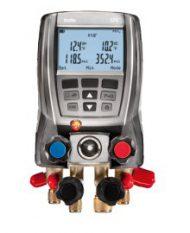 Комплект testo 570-1 — Анализатор работы холодильных систем с интегрированным измерением вакуума
