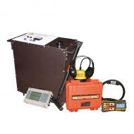 Портативная электротехническая лаборатория для поиска повреждений кабеля акустическим и индукционным методом Атлет КАИ-1.502 (ИДМ)