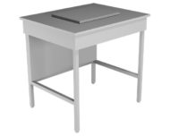 Стол для весов антивибрационный НВ-750 ВГ (750*600*750)